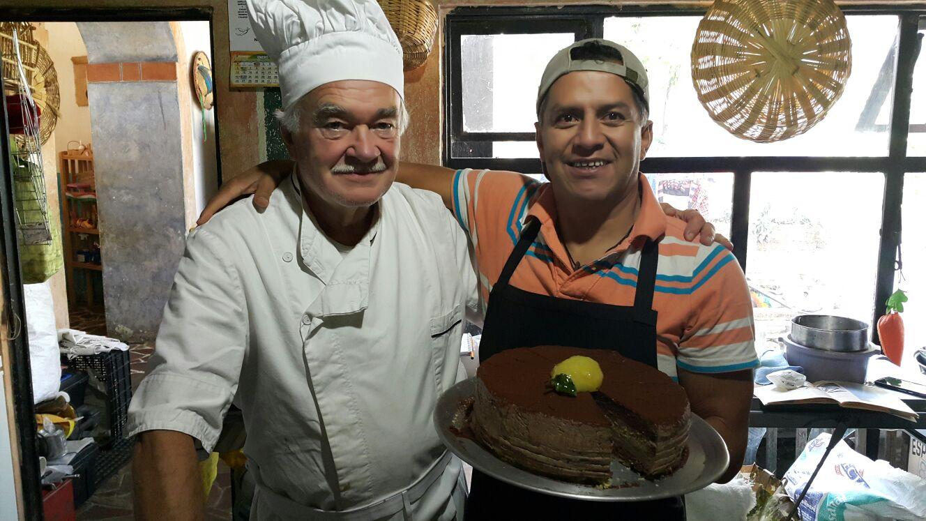 Juan Alvarez González / Amasador