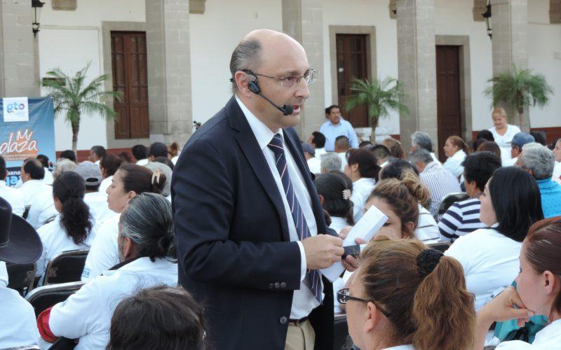 Entrega IECA Mil 137 Reconocimientos en cuatro conferencias