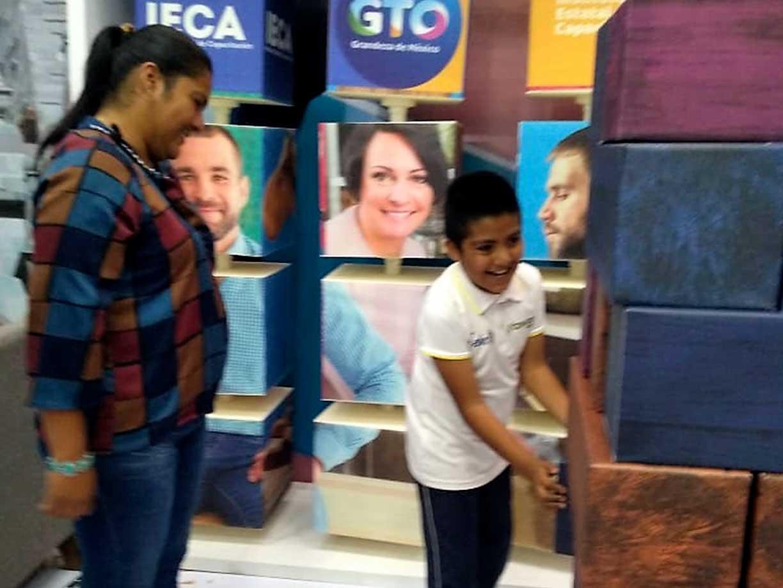 Participa el IECA en la Feria de León por cuarta ocasión consecutiva