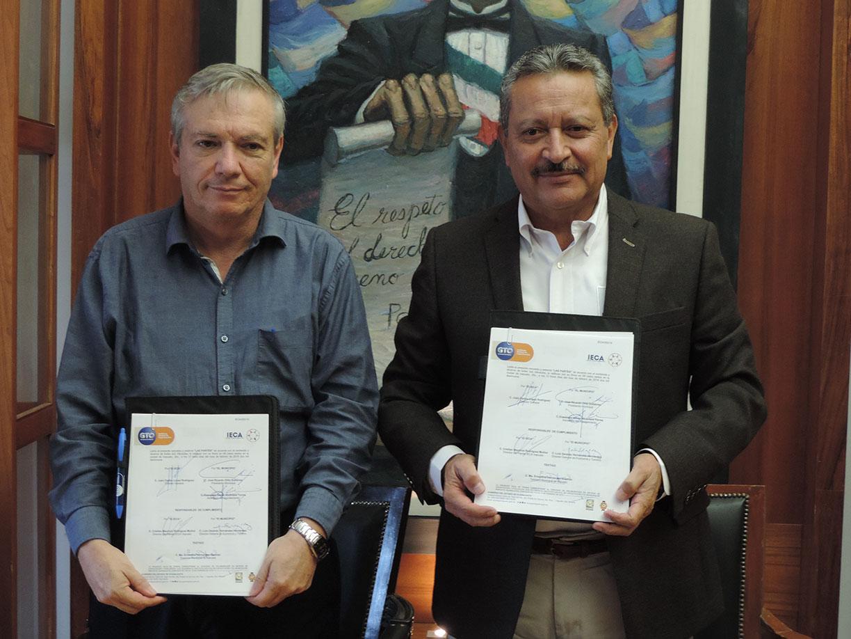 Buscan IECA y Presidencia de Irapuato capacitar a 500 chóferes