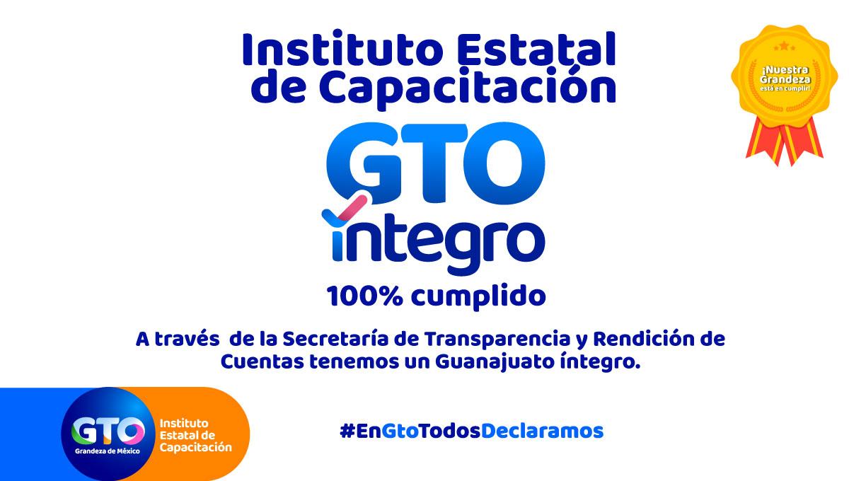 IECA cumple al 100% con sus obligaciones