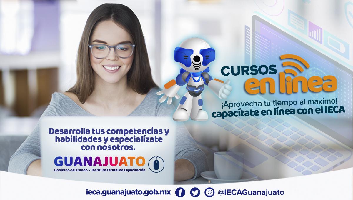 Conoce nuestros cursos en línea IECA
