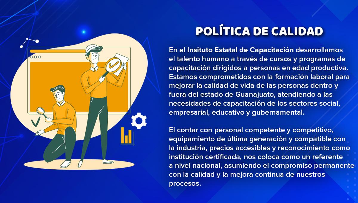 Política de Calidad IECA